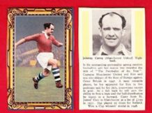 Manchester United Johnny Carey Ireland